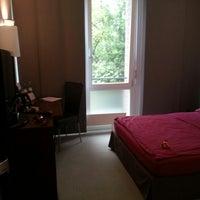 Das Foto wurde bei Auszeit Hotel von Thomas C. am 9/17/2012 aufgenommen