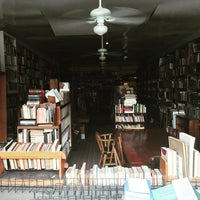 Photo taken at Poor Richard's Books by Aydin C. on 11/28/2015