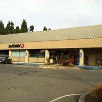Photo taken at Safeway by Ritchel E. on 2/16/2013