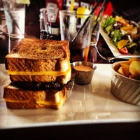 Photo taken at Westchester Burger Co. by JC R. on 5/14/2013