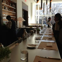 Photo taken at Nougatine at Jean Georges by Sung P. on 1/31/2013