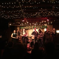 Photo taken at The Hideout by Tyler M. on 3/28/2015