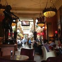 Photo taken at Café en Seine by Lara🌸 on 7/28/2013