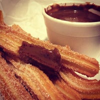 Photo taken at Churros Calientes by Daniel L. on 3/15/2013