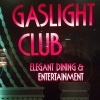 Photo taken at Gaslight Club by Scott W. on 3/27/2014