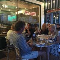 Photo taken at La Pizzeria Pizza by rita S. on 7/17/2016