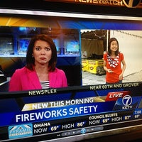 Photo taken at KETV by Chinh D. on 7/3/2014