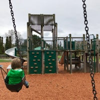 Photo taken at Wallingford Playfield by Nathan M. on 11/13/2016