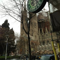 Photo taken at Starbucks by Andreas G. on 3/16/2013