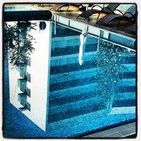 Photo taken at Aqua Hotel Rimini by Federico B. on 9/28/2013