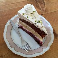 Photo taken at Café Vux by Denae D. on 7/3/2015