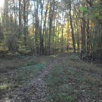 Photo taken at Loch Raven Trail by Mike G. on 10/21/2012