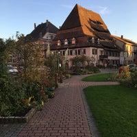 Das Foto wurde bei Wissembourg von Christoph P. am 10/26/2016 aufgenommen