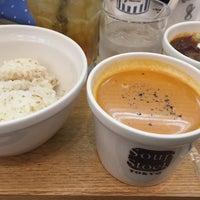 Photo taken at Soup Stock Tokyo 京急品川店 by yo_taro 1. on 6/19/2016