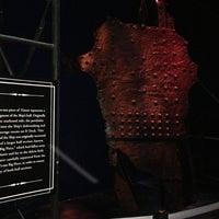 Photo taken at Titanic The Artifact Exhibition by Mendel K. on 10/14/2012