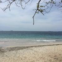 Photo taken at Reserva Beach Club by Marinella M. on 5/30/2015