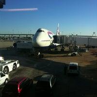 Photo taken at Gate D14 by John B. on 11/6/2012