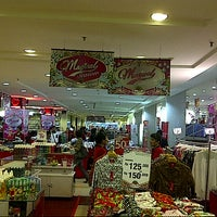 Photo taken at Matahari Department Store by Amin D. on 12/6/2012