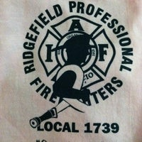 Photo taken at Ridgefield Fire Department by Kasey B. on 10/27/2012