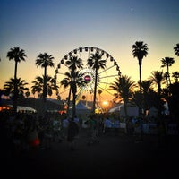Photo taken at Coachella Valley Music and Arts Festival by Raul A. on 4/13/2013