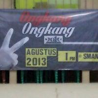 Photo taken at SMA Negeri 3 Malang by Helfina R. on 8/2/2013