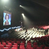 Photo taken at Groot Theater by Tom V. on 1/6/2013