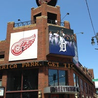 Photo taken at Hockeytown Cafe by Nick K. on 6/27/2013