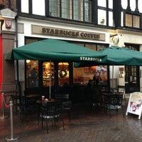 Photo taken at Starbucks by Ben H. on 12/27/2012