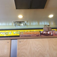 Photo taken at Which Wich Superior Sandwiches by [Captain of the Cool Kids] on 6/30/2014