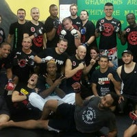 Photo taken at The Jungle MMA & Fitness by The Jungle MMA on 11/13/2012