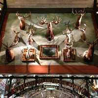 Photo taken at Bass Pro Shops Outdoor World by Umut E. on 2/5/2013