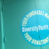 Photo taken at Diversity Thrift by Lulú D. on 5/21/2016