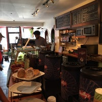 Photo taken at Timothy's World Coffee by Rosemary D. on 8/16/2015