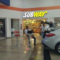 Photo taken at Subway by Cruz G. on 4/21/2016
