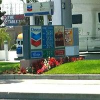 Photo taken at Chevron by Ron T. on 4/16/2015