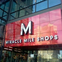 Photo taken at Miracle Mile Shops by Gabriel G. on 11/21/2012