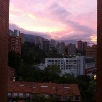 Photo taken at Edificio Metropolitan by Sebastian G. on 11/9/2012