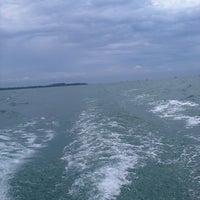 Photo taken at Handeuleum Island by Henry K. on 6/15/2014