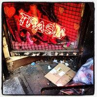 Photo taken at Trash & Vaudeville by Trent V. on 4/25/2013