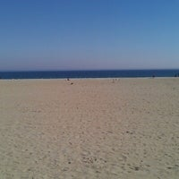 Photo taken at Hampton Beach State Park by Bill H. on 10/5/2012