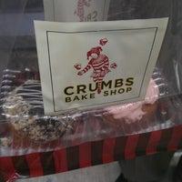 Photo taken at Crumbs Bake Shop by Samantha P. on 6/5/2013