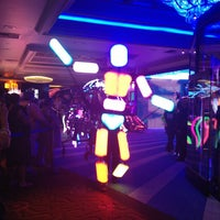 Photo taken at Blue Man Group Theater by Taneshia C. on 5/21/2013