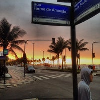 Photo taken at Rua Farme de Amoedo by Marcelo A. on 9/28/2013
