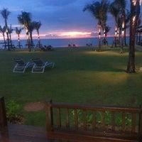 Photo taken at The Andaburi Resort Phang Nga by NO F. on 11/19/2012