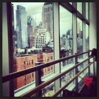 Photo taken at The Ailey Studios (Alvin Ailey American Dance Theater) by J R. on 4/20/2013