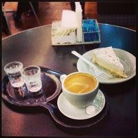 Photo taken at Café do Ponto by Ubiratã S. on 6/4/2013