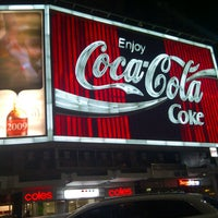 Photo taken at The Coca-Cola Billboard by T J. on 10/13/2012