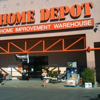 Photo taken at The Home Depot by Lucyn W. on 10/27/2012