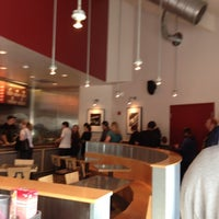 Photo taken at Chipotle Mexican Grill by Kristen Sargent G. on 10/30/2012