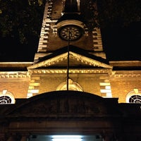 Photo taken at St Mary's Church by Anika S. on 10/1/2014